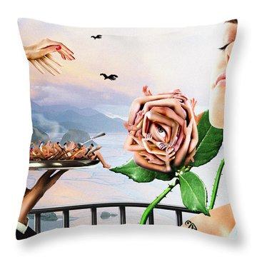 Pamina Throw Pillow