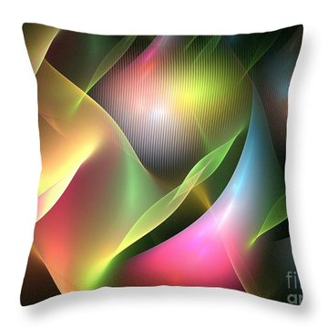 Pan Throw Pillow