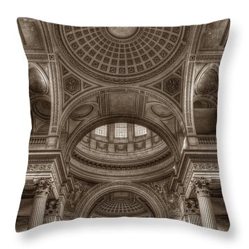 Pantheon Vault Throw Pillow