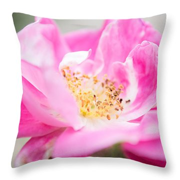 Paper Princess Throw Pillow by Rhys Arithson