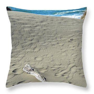 Papillon Throw Pillow by CML Brown