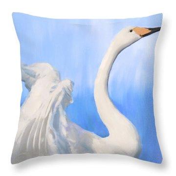 Paraati Throw Pillow