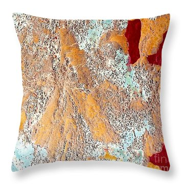 Paradigm Shift Throw Pillow