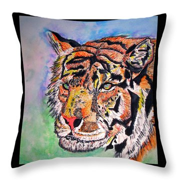 Paradise Dream Throw Pillow