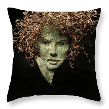 Paramour Throw Pillow by Adam Long