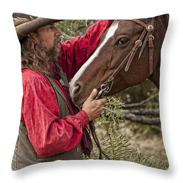 Partner Throw Pillow