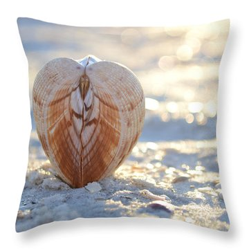 Throw Pillow featuring the photograph Passion Lines by Melanie Moraga