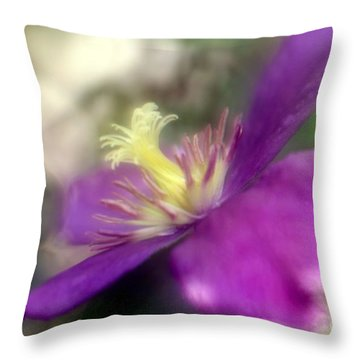 Throw Pillow featuring the photograph Passionate About You by Mary Lou Chmura