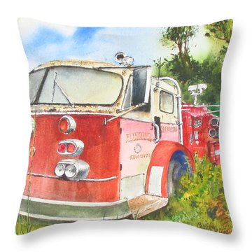 Pastured Pumper  Throw Pillow