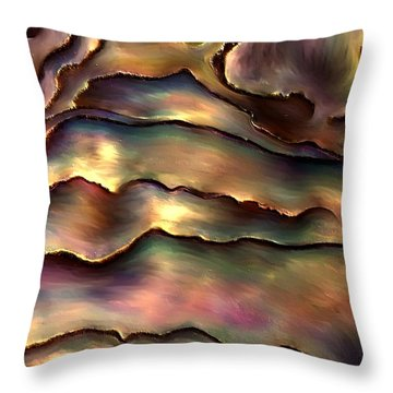 Patabat By Rafi Talby   Throw Pillow by Rafi Talby