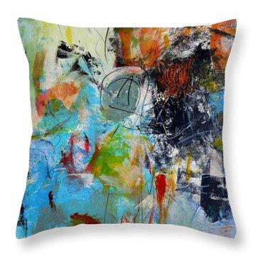 Patent Throw Pillow