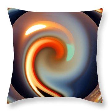 Pattern 25 Throw Pillow