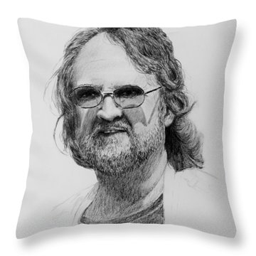 Paul Rebmann Throw Pillow