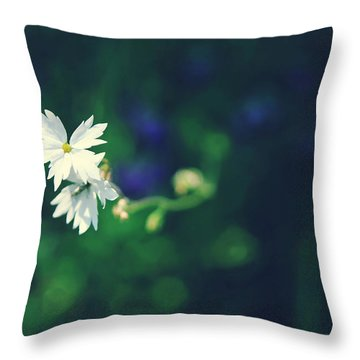Peace For Annie Throw Pillow