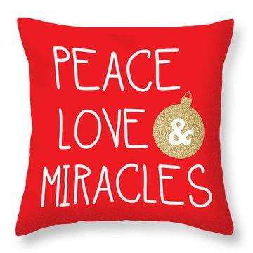 Holidays Throw Pillows