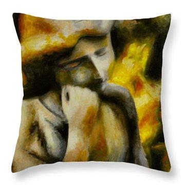 Peace Unending Throw Pillow