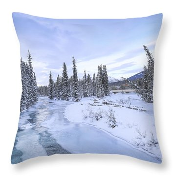 Peace Without End Throw Pillow