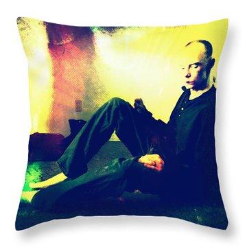 Peaceful Resolve Throw Pillow