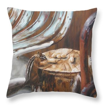 Peanuts Throw Pillow