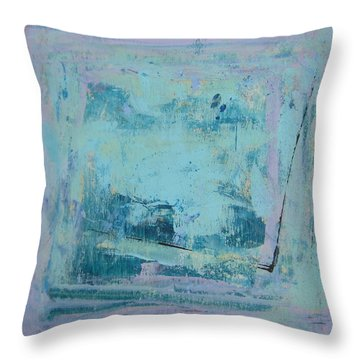 Peinture Abstraite Sans Titre 2 Throw Pillow