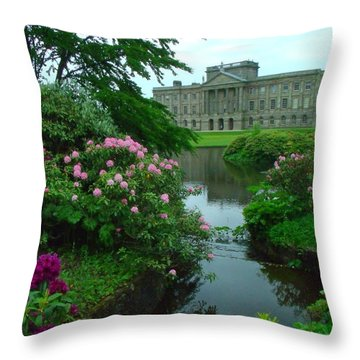 Pemberley Throw Pillow