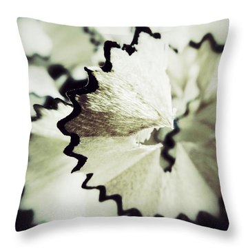 Unusual Perspective Throw Pillows