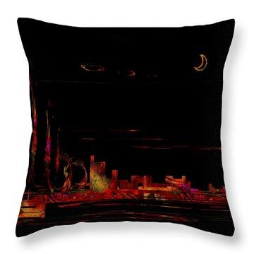 Penman Original - 2 Throw Pillow