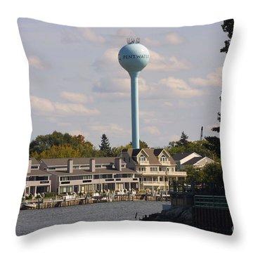Pentwater Throw Pillow
