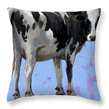Cow Throw Pillows