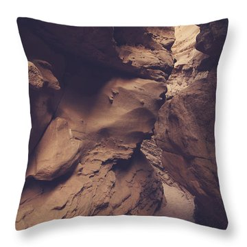 Perception Throw Pillow by Laurie Search