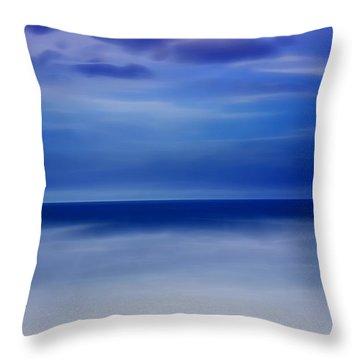 Perfect Harmony Throw Pillow by Ellen Heaverlo