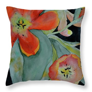 Persevere Throw Pillow by Beverley Harper Tinsley