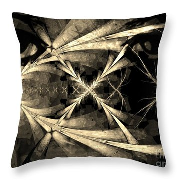 Persistence Of Other Peoples Memory Throw Pillow