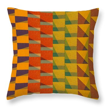 Perspective Compilation 30 Throw Pillow