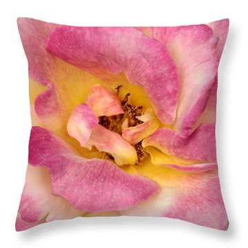 Petalsoft Perfection Throw Pillow