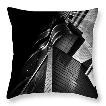 Peter Gilgan Centre For Research And Learning Toronto Ontario Throw Pillow by Brian Carson