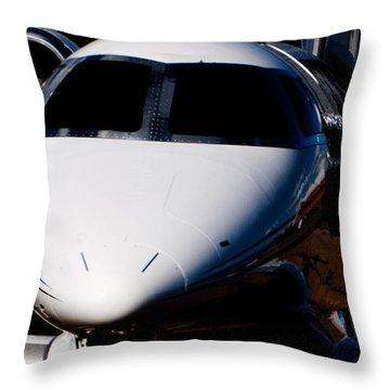 Phenom Throw Pillow by Paul Job