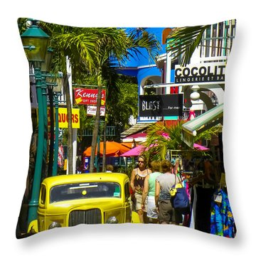 Philipsburg Throw Pillow