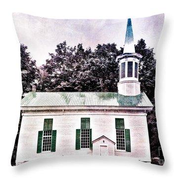 Phillipsport Methodist Throw Pillow