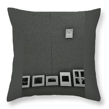 Throw Pillow featuring the photograph Photos by Daniel Thompson