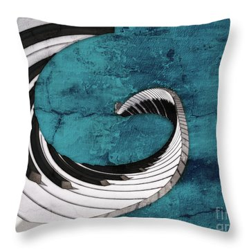 Piano Fun - S02a Throw Pillow by Variance Collections