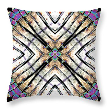 Piano Strings 2 Throw Pillow