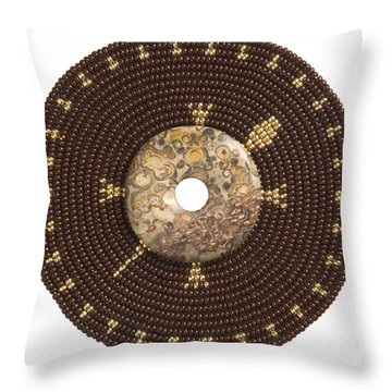 Picture Jasper Throw Pillow