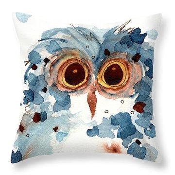 Pier 1 Owl Throw Pillow