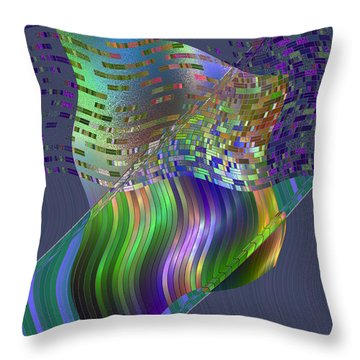 Pillowing Throw Pillow