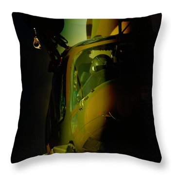 Agustawestland Aw109 Throw Pillows