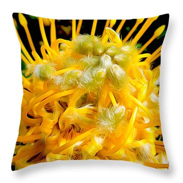 Pincushion Throw Pillows