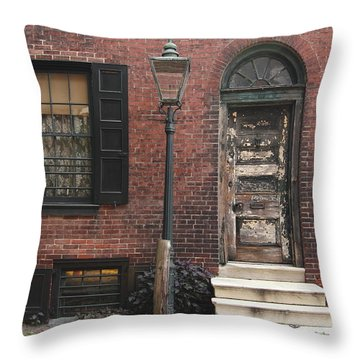 Pine Of Past Throw Pillow