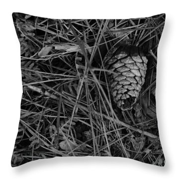 Pinecone Throw Pillow