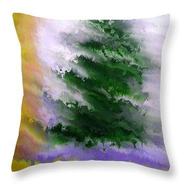 Pinehurst 119 Throw Pillow